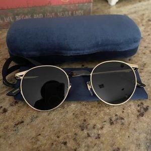 New Gucci round sunglasses GG0238S